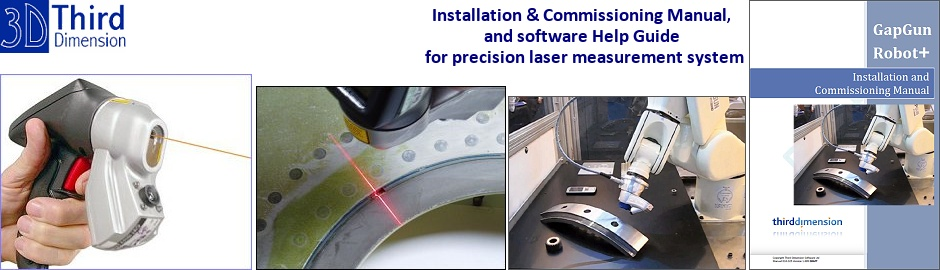 Manual for Precision Laser Measurement Unit