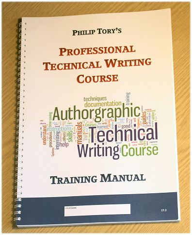 Contact Philip Tory about the TWC Manual